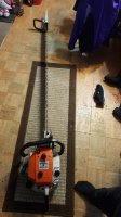 SELLING - Stihl 090G (Vintage- Collectible) Chainsaw with