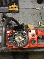 Husqvarna 55 mod | Outdoor Power Equipment Forum