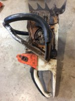 SOLD - Stihl 066 Red Light Carcass | Outdoor Power Equipment