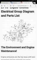 eXmark electrical problems   Outdoor Power Equipment Forum