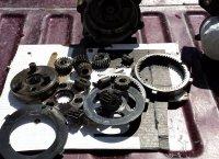 Eaton 771 Hydrostatic Rebuild - Gruesome Pics - Advice