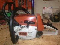 SOLD - Stihl 026 price reduced | Outdoor Power Equipment Forum