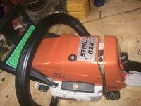 Stihl 026 Pro Chainsaw Prices | Jonathan Steele
