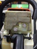 026 Pro modified airfilter & muffler mod | Outdoor Power