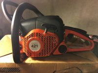 Miller Mod and the PS-421 dolmar  | Outdoor Power Equipment
