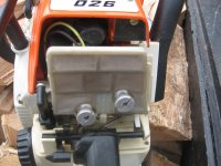 STIHL 026 Air filters | Page 2 | Outdoor Power Equipment Forum
