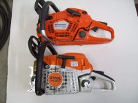 MS261CM vs  545 AT    converting a Husky user to Stihl