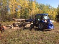 Farmi skidding winch | Outdoor Power Equipment Forum
