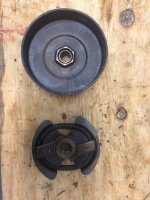 Chainsaw Brake Drag/Rub   Outdoor Power Equipment Forum