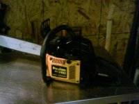 SOLD - Nice Poulan Pro 335 | Outdoor Power Equipment Forum